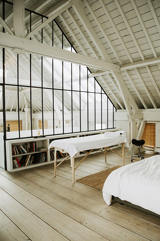 massage aan huis Antwerpen loft by VayaMassage