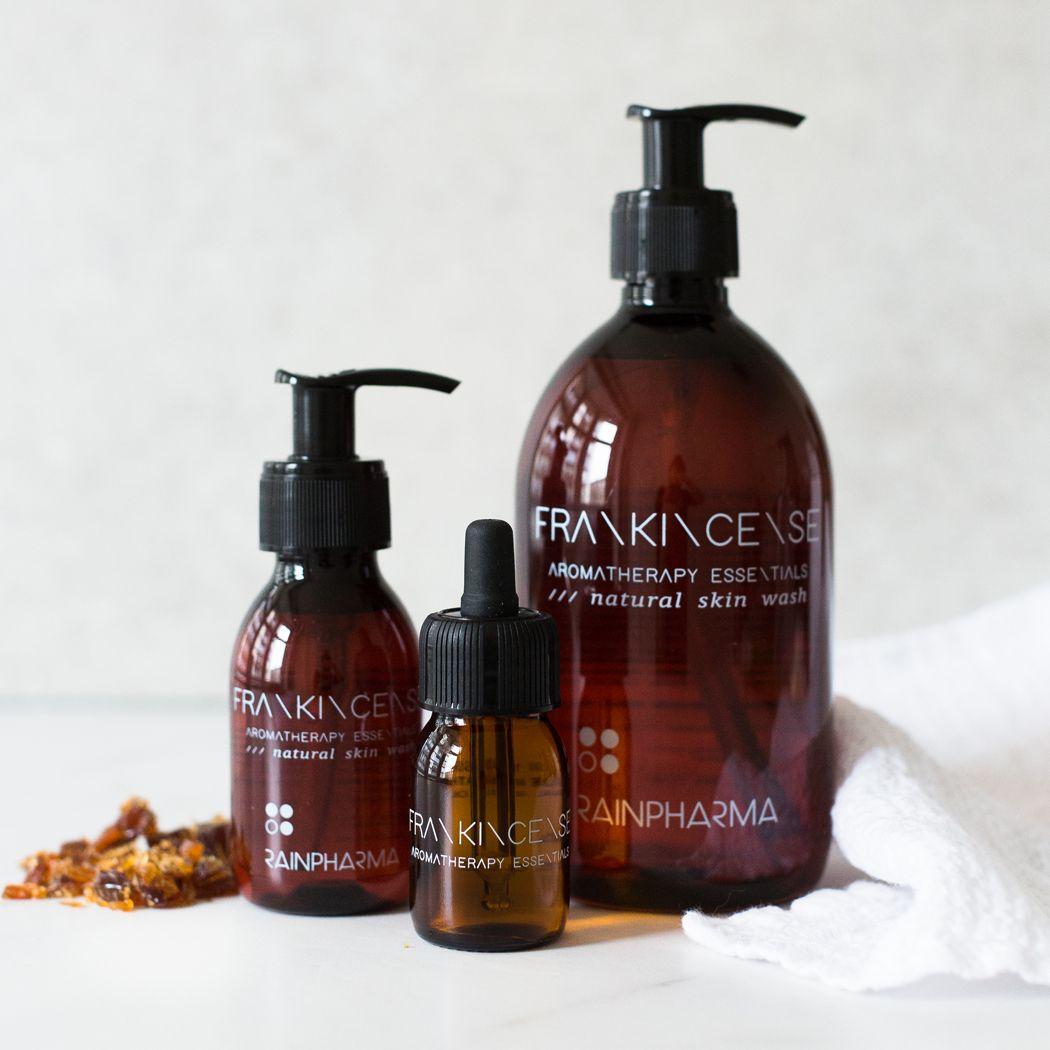 Rainpharma Skin Wash Lavender trio